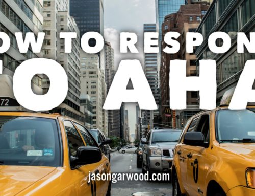How to Respond to AHA