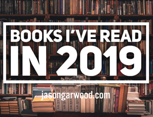 Books I've Read in 2019